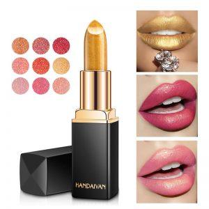 Professional Waterproof Shimmer Lipstick