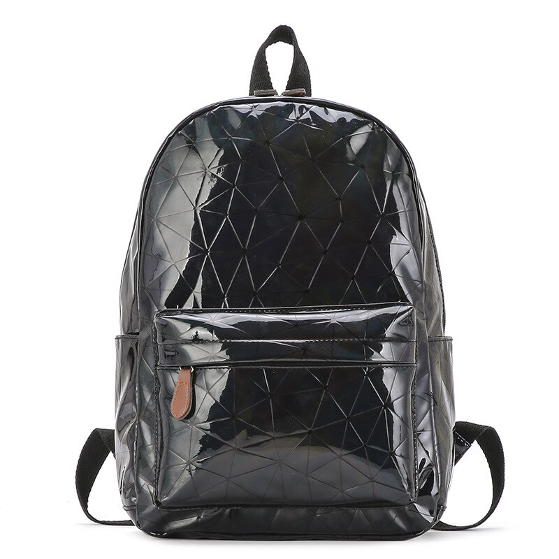 Holographic Designed Traveling Backpack