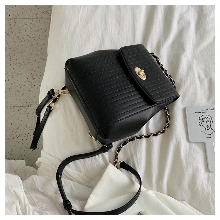 Women's Chain Detail Backpack