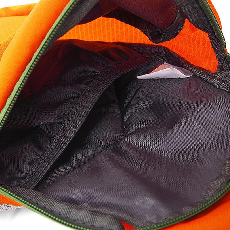 Cute Bright Waterproof Nylon Sling Bag