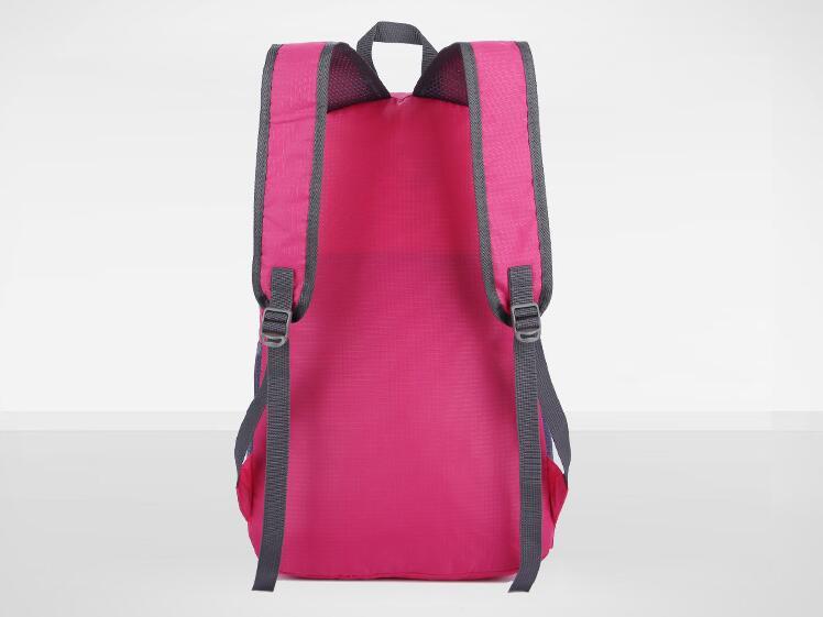 Portable Zippered School Backpacks