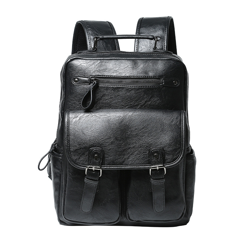 Women's Stylish Leather Backpack