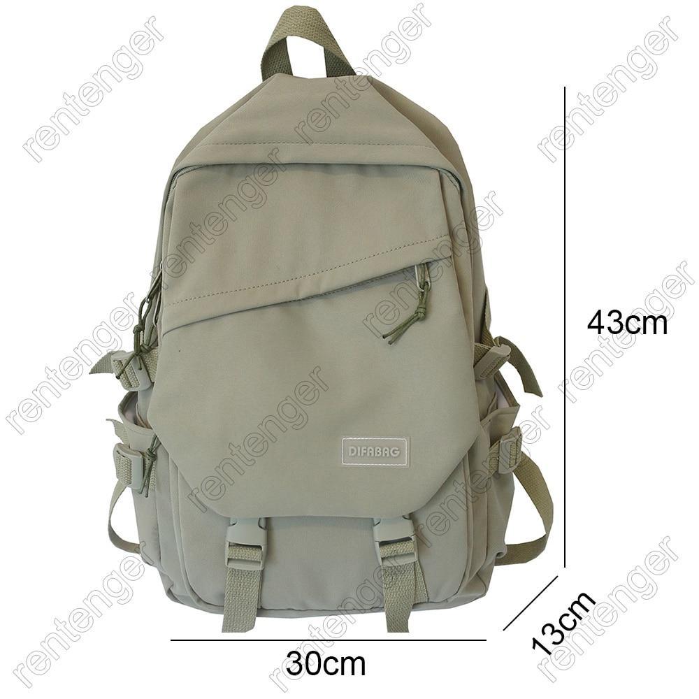 Women's Modern Casual Backpack