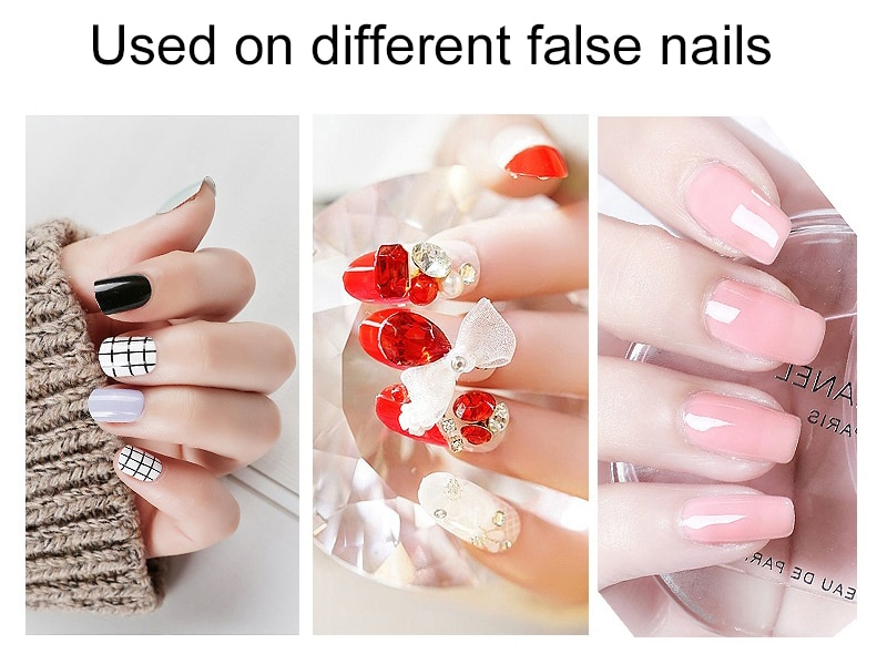 Press-on Nails Double-Side Adhesive Tape Set