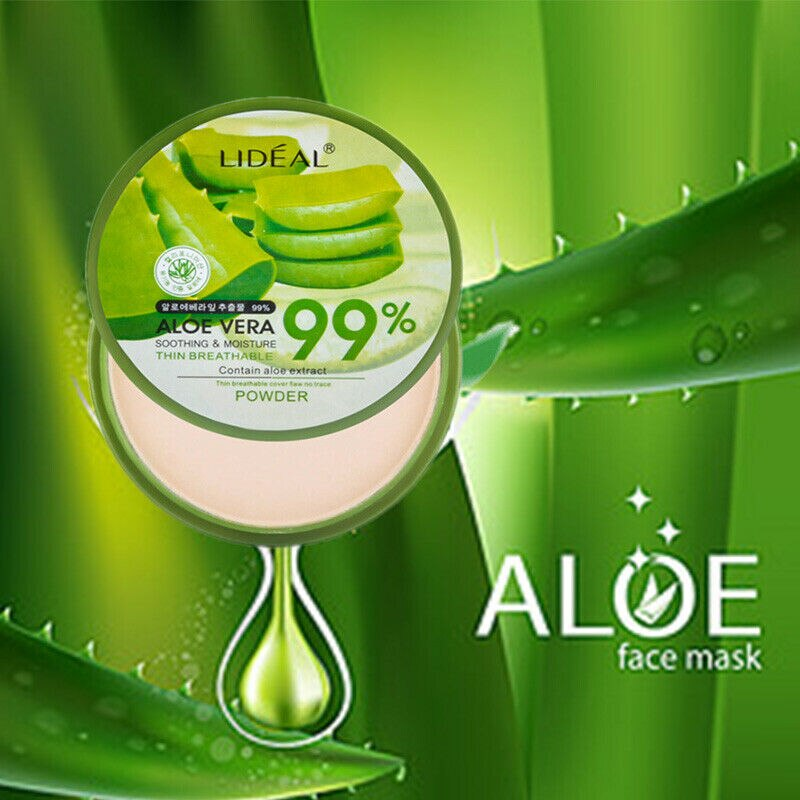 99% Aloe Vera Face Powder