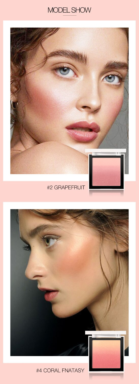 Waterproof Blush Palette