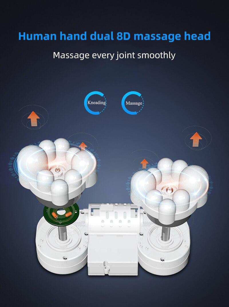 Infrared Heating Massage Pillow