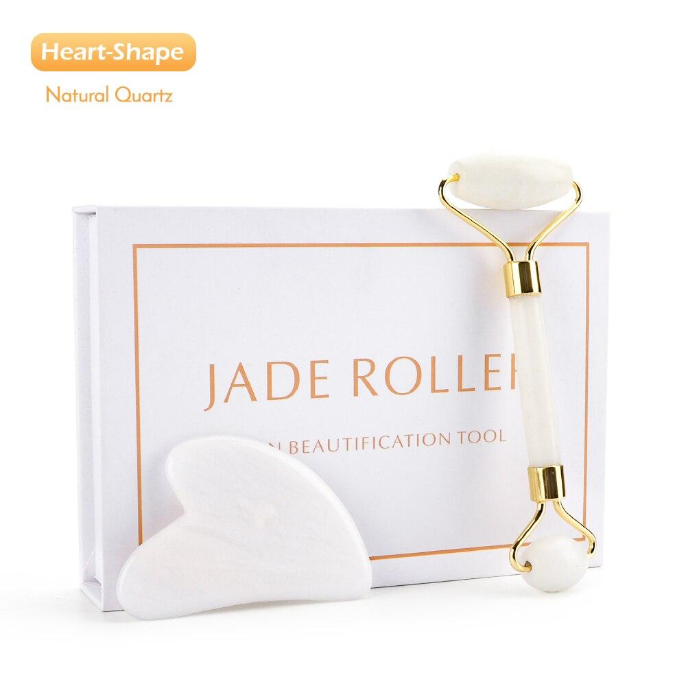 White Jade Face Massager