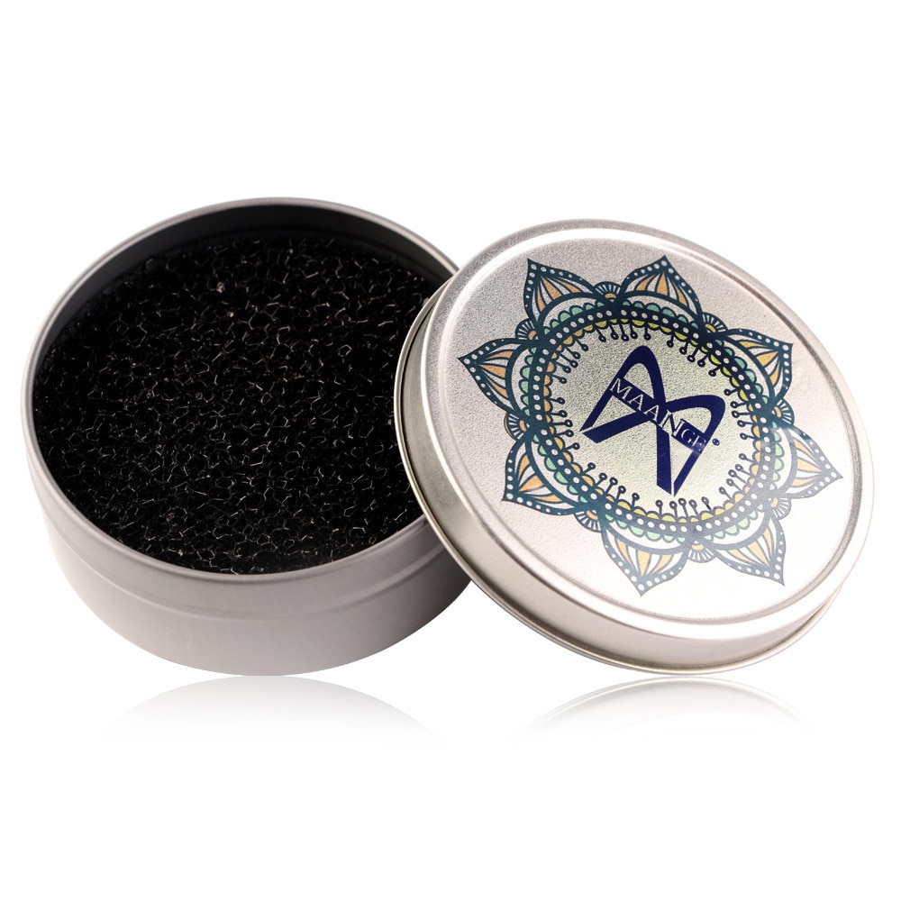 Activated Carbon Makeup Brush Cleaner