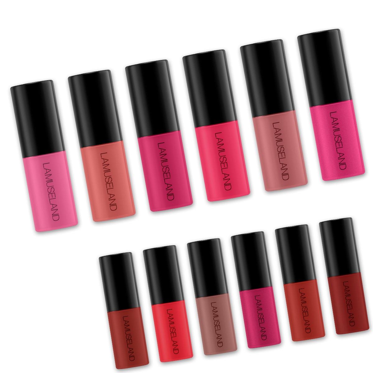 Velvet Matte Lip Gloss 3 Pcs Set