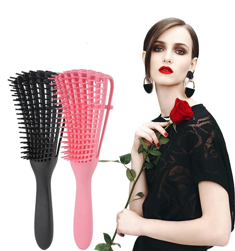 Women's Comfortable Styling Hair Brush