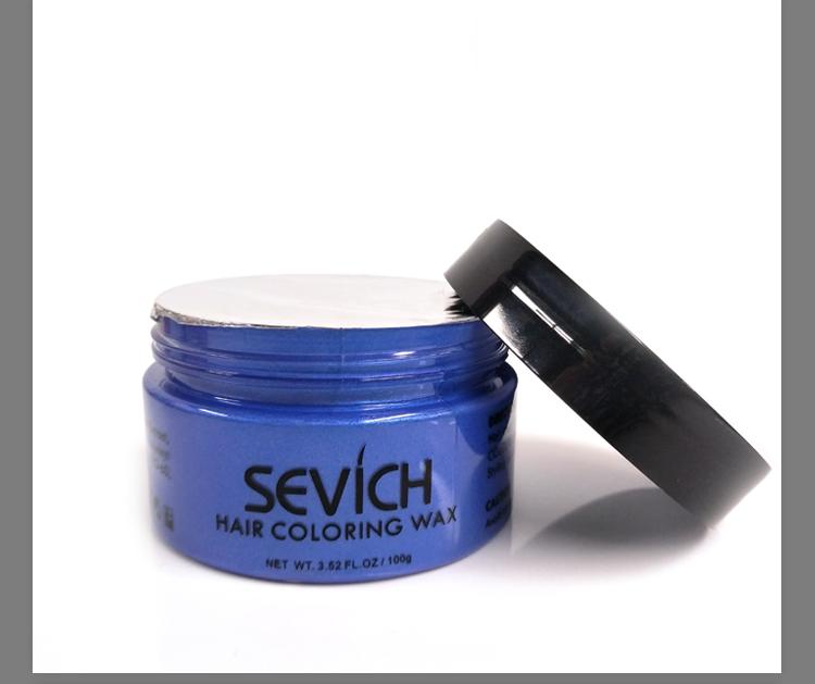 Hair Multicolour Wax