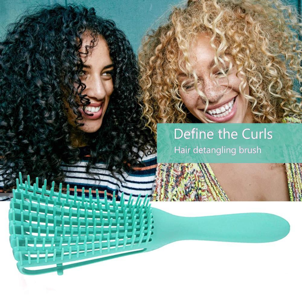 Detangle Hair Brush Set For Women