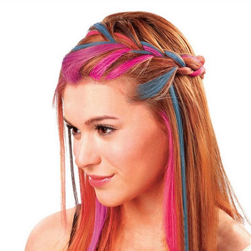Hair Colorful Chalk Powder