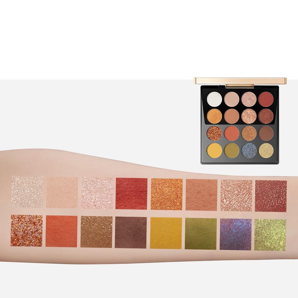 Women's 16 Colours Eyeshadow Matte Palette