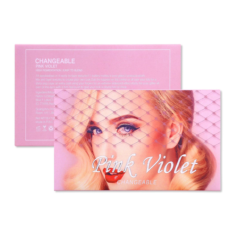 Pink Tones Eyeshadow Palette